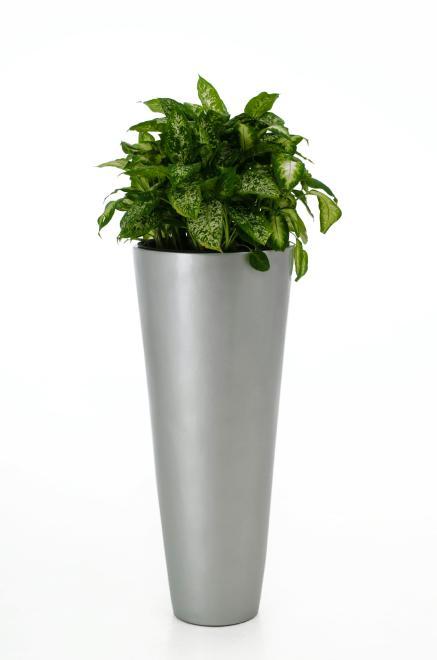Blumenkübel Pflanzkübel Fiberglas \