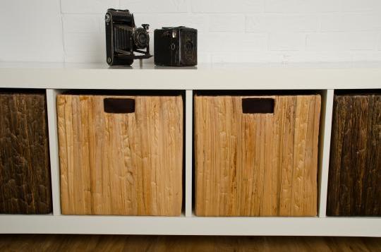 2 regalk rbe korb k rbe box tao f r ikea expedit kallax natur 32cm ebay. Black Bedroom Furniture Sets. Home Design Ideas
