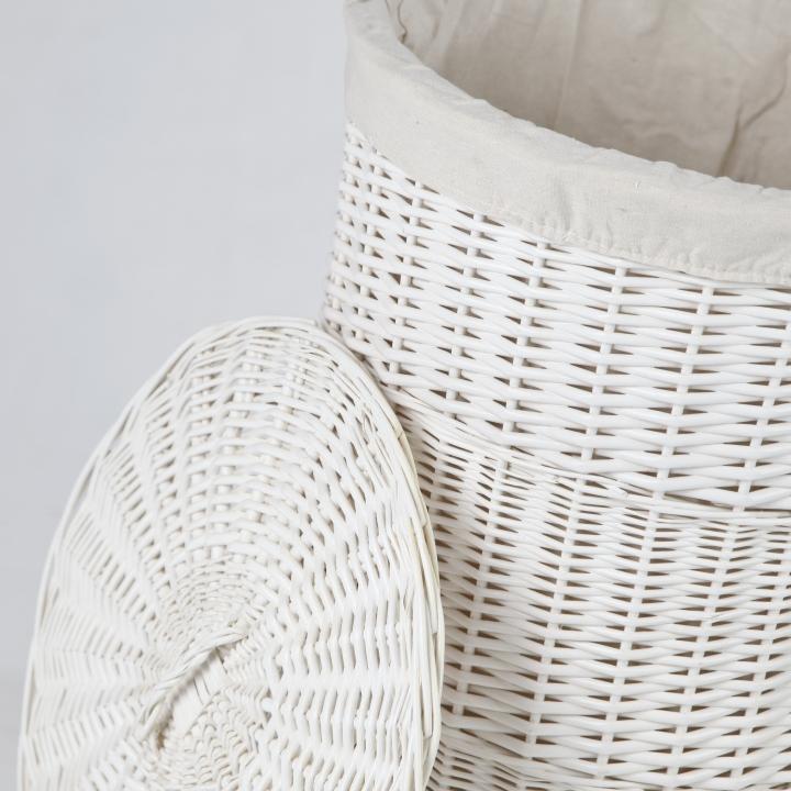 vivanno w schekorb weidenkorb korb aus weide rondo 66 cm. Black Bedroom Furniture Sets. Home Design Ideas